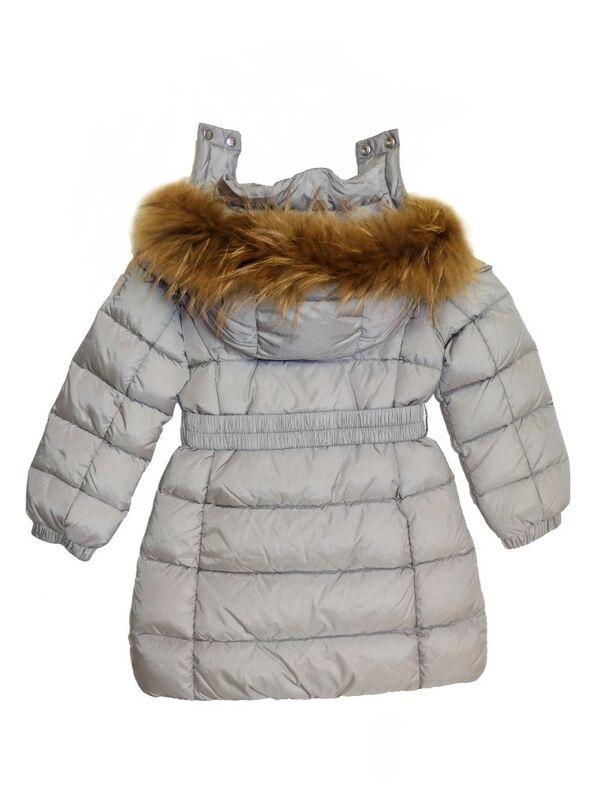 Верхняя одежда детская ADD Пальто для девочки IAG002-0 - фото 2