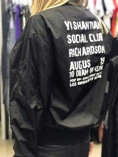 Верхняя одежда женская It's me! (Это Я!) Курточка в чёрном и белом цвете - фото 2