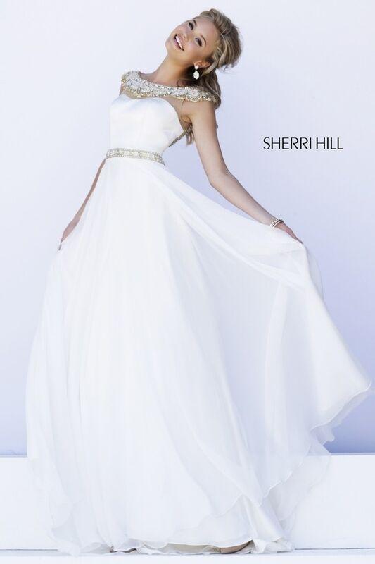 Вечернее платье Sherri Hill Вечернее платье 32220-1 - фото 2