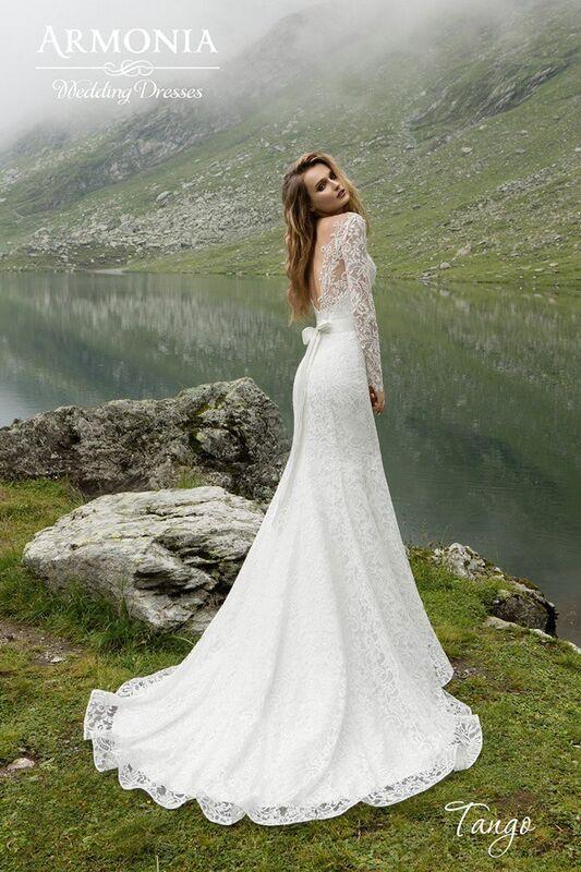 Свадебное платье напрокат Armonia Свадебное платье Tango - фото 2