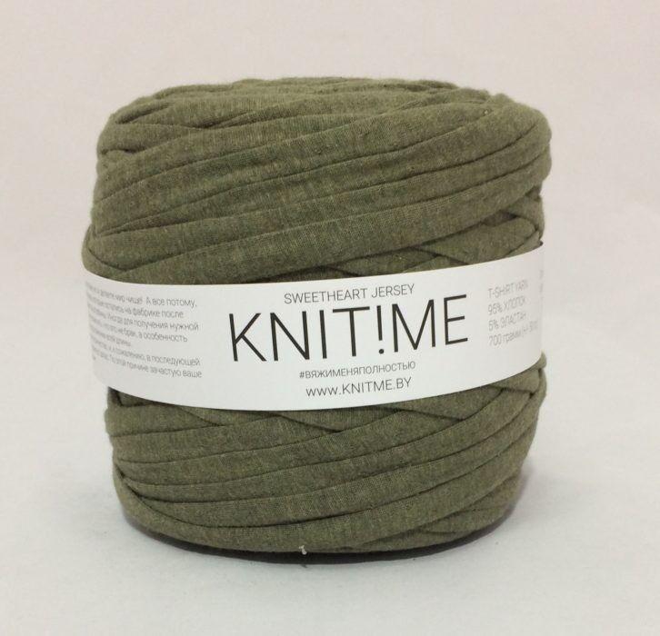 Товар для рукоделия Knit!Me Ленточная пряжа Sweetheart Jersey - SJ326 - фото 1