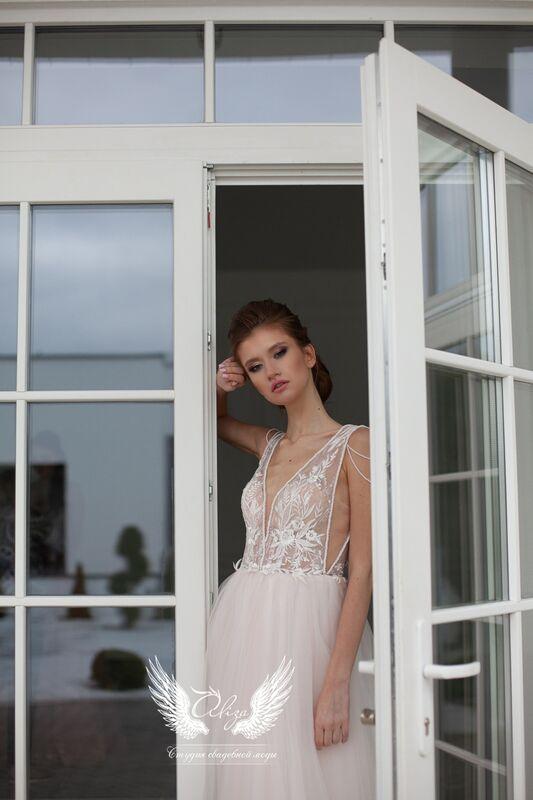 """Свадебное платье напрокат ALIZA Платье свадебное """"Nika"""" - фото 1"""