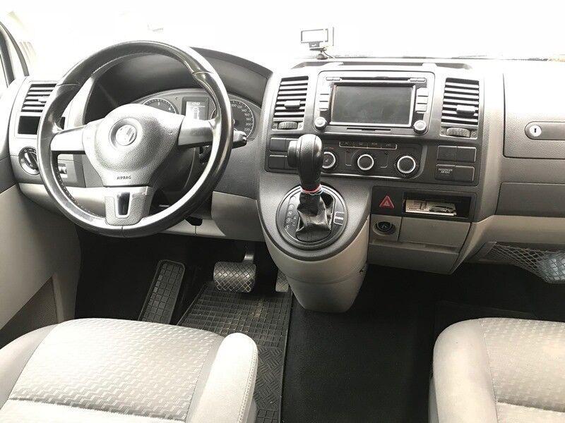 Прокат авто Volkswagen T5 Caravelle 2010 г. - фото 3