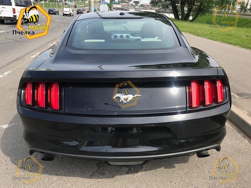 Прокат авто Ford Mustang 2015 г - фото 6
