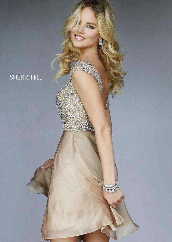 Вечернее платье Sherri Hill Платье вечернее 32320 - фото 7