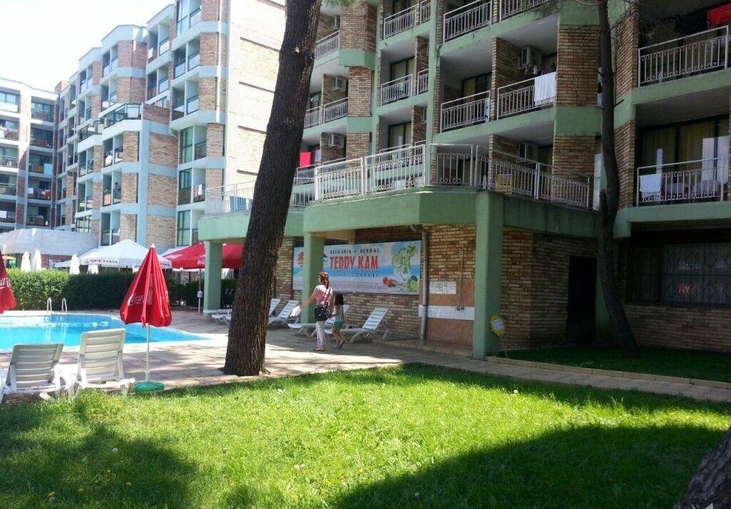 Туристическое агентство Санни Дэйс Пляжный авиатур в Болгарию, Солнечный Берег, Nimfa-Rusalka 2* - фото 10