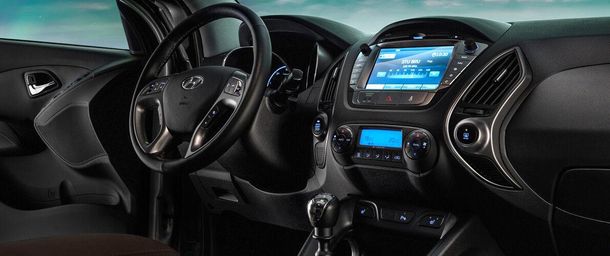 Аренда авто Hyundai Tucson - фото 6