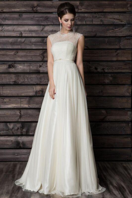 Свадебный салон Bliss Свадебное платье Adel - фото 1