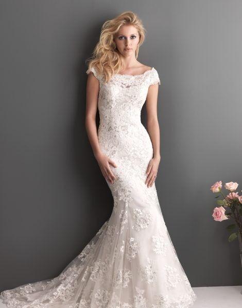 Свадебное платье напрокат Allure Bridals Платье свадебное 2610 - фото 1