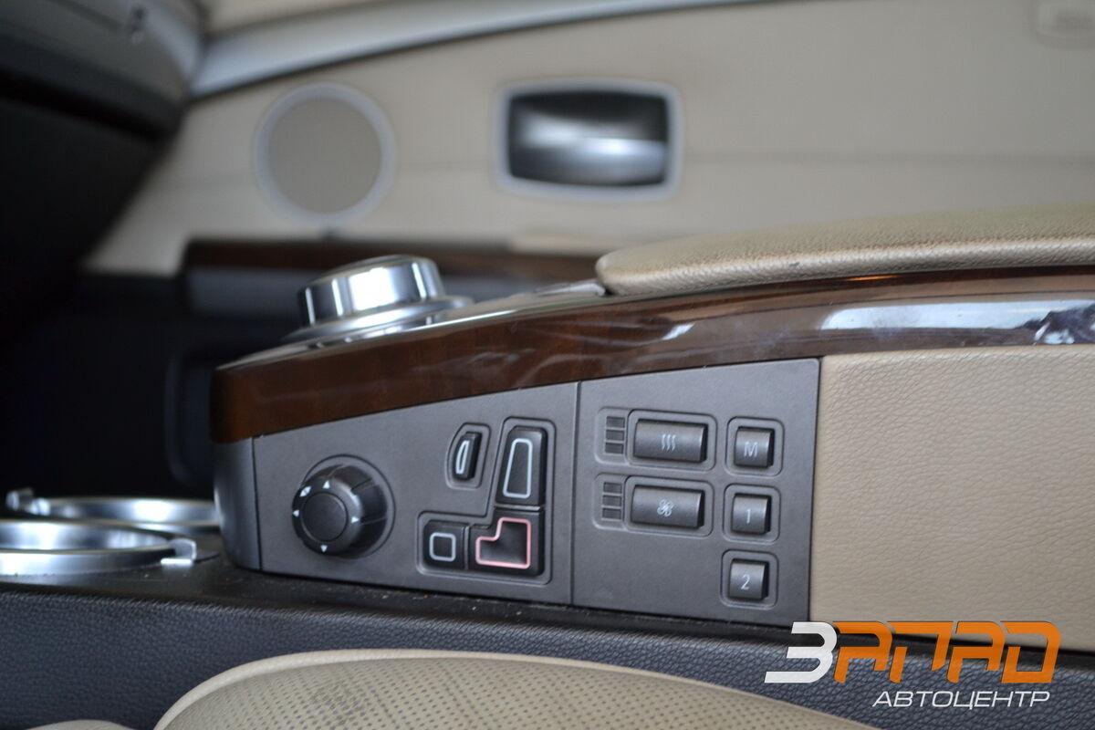 Прокат авто BMW 750 (E66) Long - фото 5