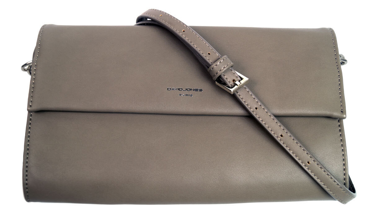 Магазин сумок David Jones Клатч женский  3513-3 - фото 4