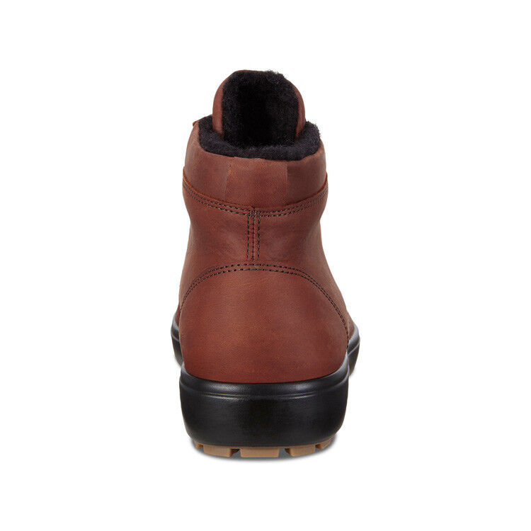 Обувь мужская ECCO Кеды высокие SOFT 7 TRED 450194/01053 - фото 5