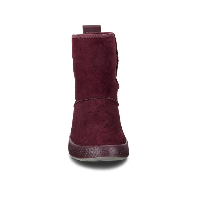 Обувь женская ECCO Полусапоги UKIUK 221003/50768 - фото 4