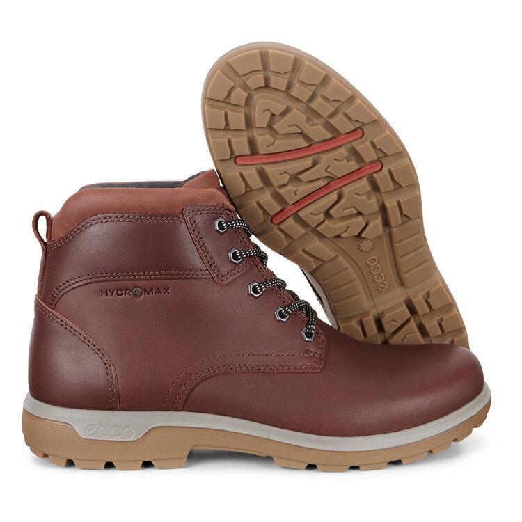 Обувь мужская ECCO Ботинки высокие WHISTLER 833684/50653 - фото 8