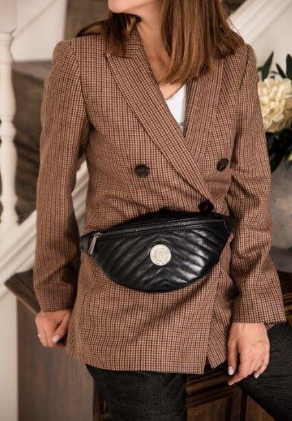 Магазин сумок Baldinini Сумка женская на пояс - фото 1