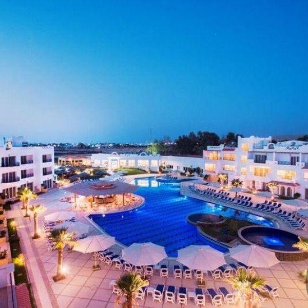 Туристическое агентство EcoTravel Пляжный авиатур в Египет, Шарм-Эль-Шейх, Old Vic Sharm Resort 4* - фото 1