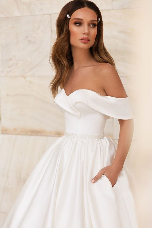 "Свадебный салон ALIZA свадебное платье ""Blanssye"" - фото 3"