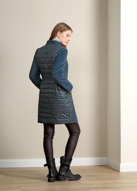 Верхняя одежда женская Burvin Пальто женское 5762 - фото 2