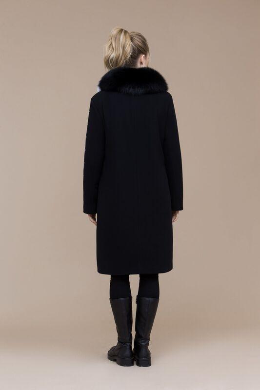 Верхняя одежда женская Elema Пальто женское зимнее 7-7920-1 - фото 2
