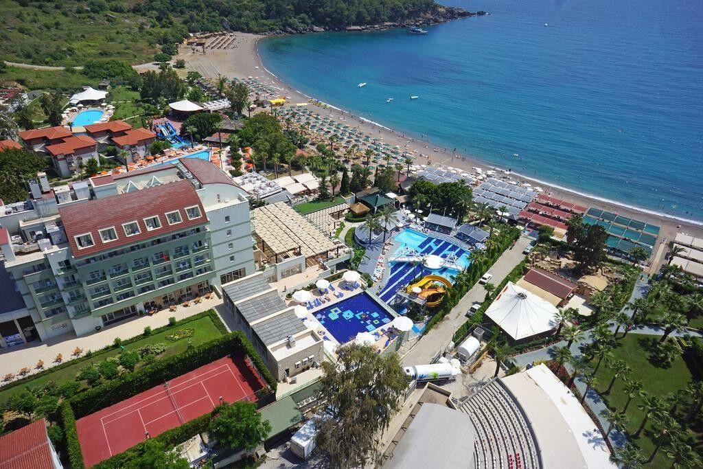 Туристическое агентство Куда? Подальше! Пляжный авиатур в Турцию, Аланья, Sealife Buket Beach Hotel 5* - фото 5