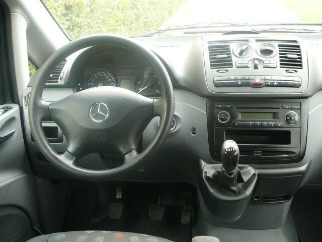 Аренда авто Mercedes-Benz Vito 2009 год - фото 4