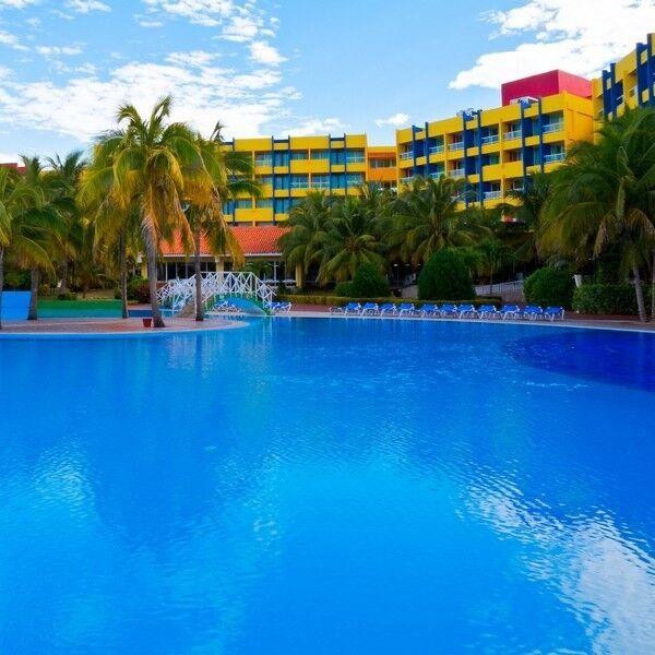 Туристическое агентство Суперформация Пляжный отдых на Кубе, Варадеро, Barcelo Solymar 4* - фото 1