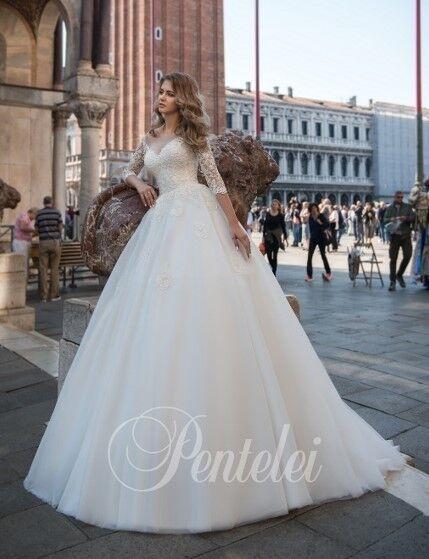 Свадебное платье напрокат Lavender Свадебное платье Feliciya - фото 1