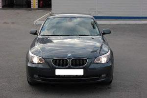 Аренда авто BMW 5 E60 2011 года - фото 2