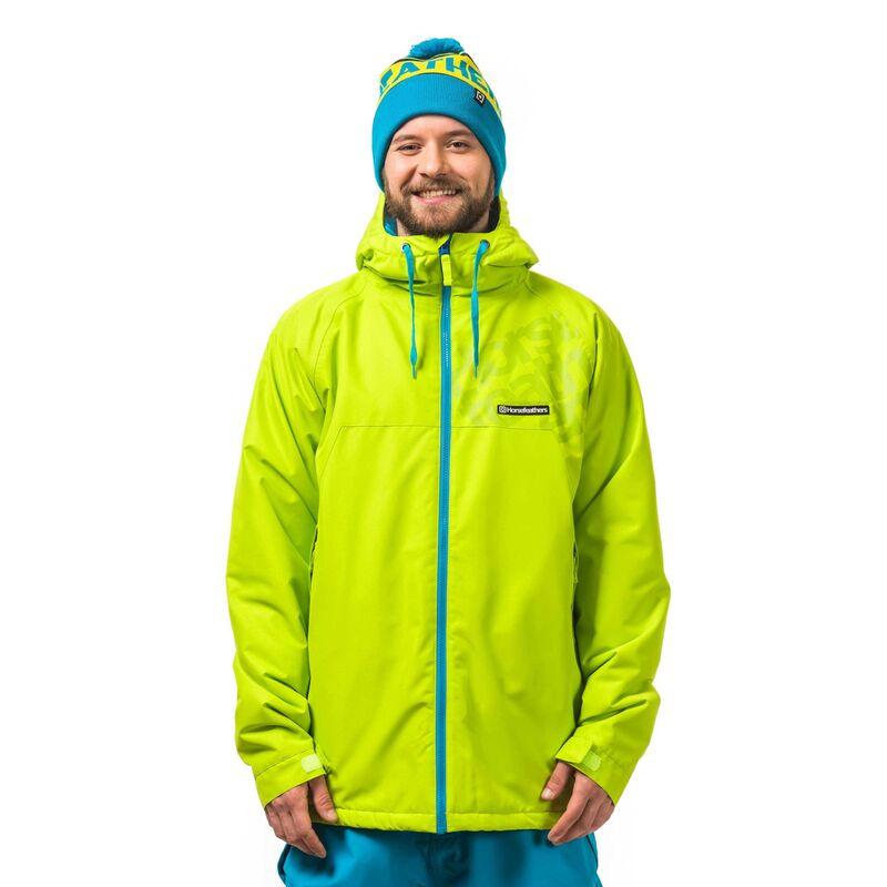 Спортивная одежда Horsefeathers Сноубордическая куртка Cayley 1617 лайм - фото 1