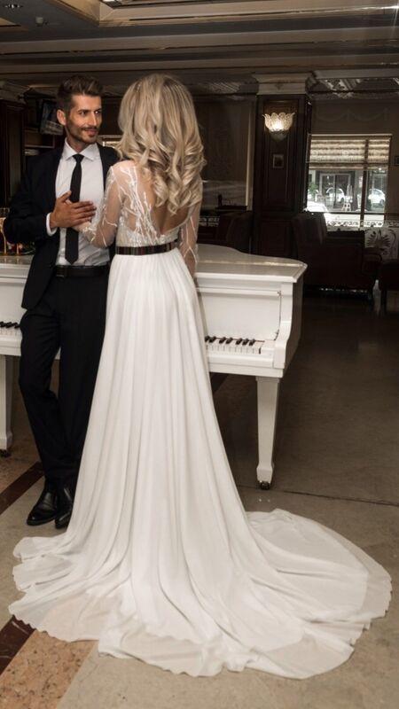 Свадебный салон Vanilla room Свадебное платье Клэр - фото 1