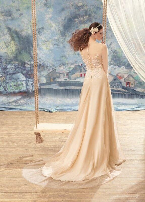 Свадебный салон Papilio Свадебное платье «Танагра» 1740L - фото 2
