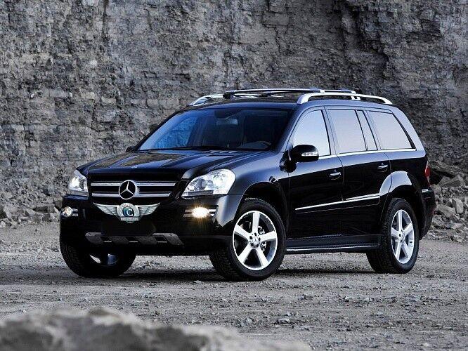 Аренда авто Mercedes-Benz GL 2008 г. - фото 1