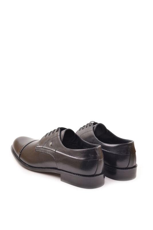 Обувь мужская HISTORIA Туфли дерби черные Sh.B.74518 - фото 2