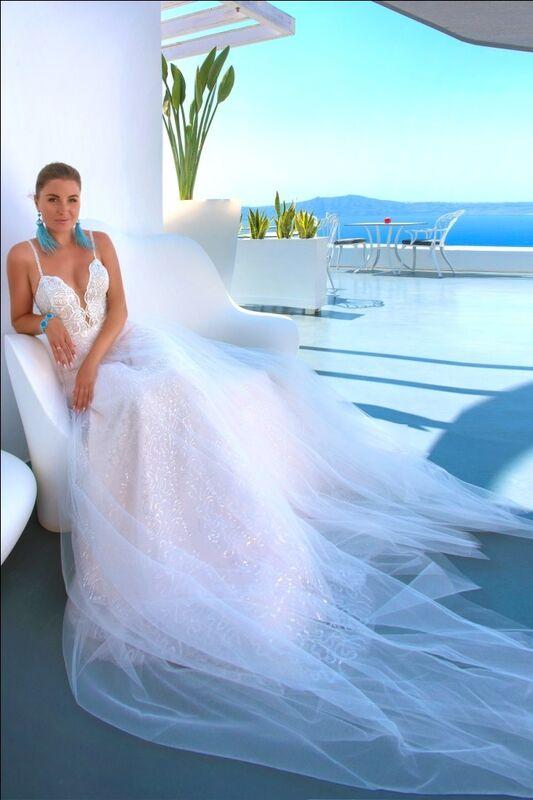 Свадебный салон Rafineza Свадебное платье Litisia - фото 2