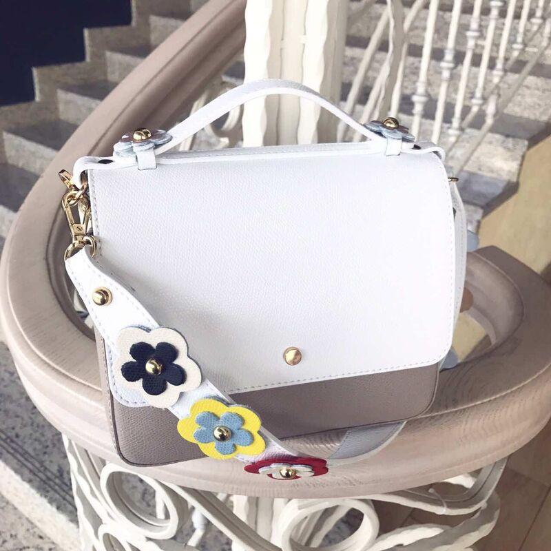 Магазин сумок Vezze Кожаная женская сумка С00193 - фото 1