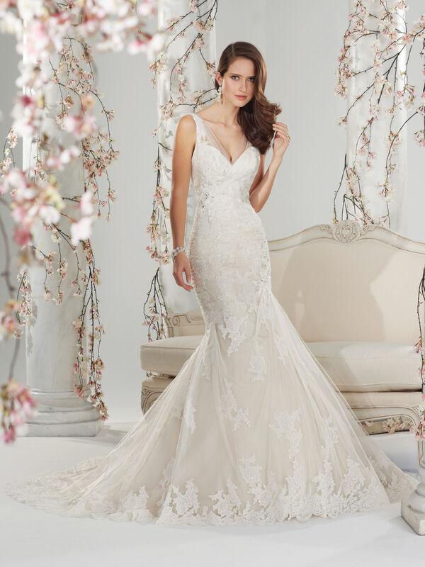 Свадебное платье напрокат Sophia Tolli Свадебное платье Y11400 Margaery1 - фото 1