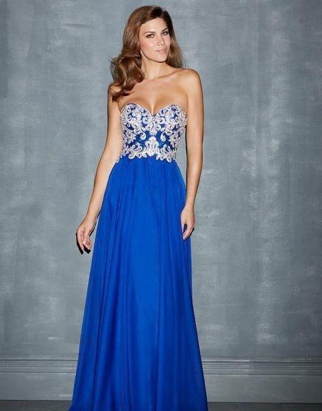 Вечернее платье Madison James Вечернее платье 7000 - фото 1