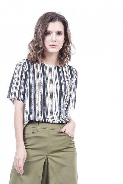 Кофта, блузка, футболка женская SAVAGE Блуза женская арт. 915331 - фото 1