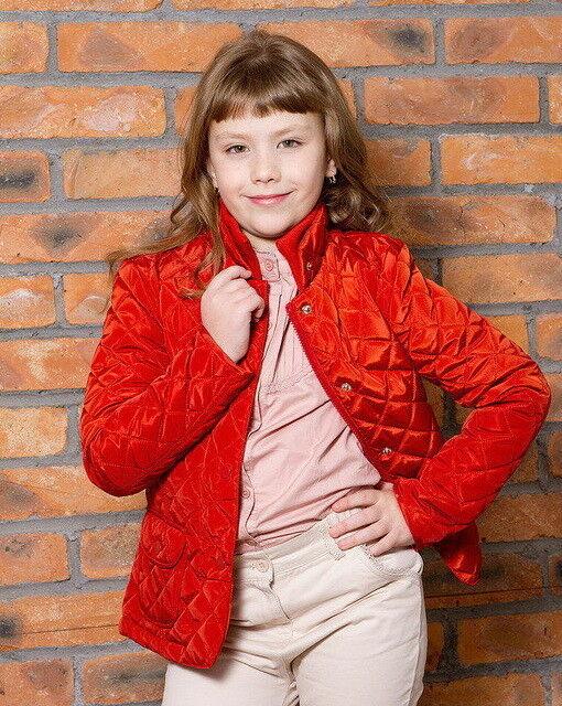 Верхняя одежда детская Джерри Джой Куртка для девочки А008 - фото 1