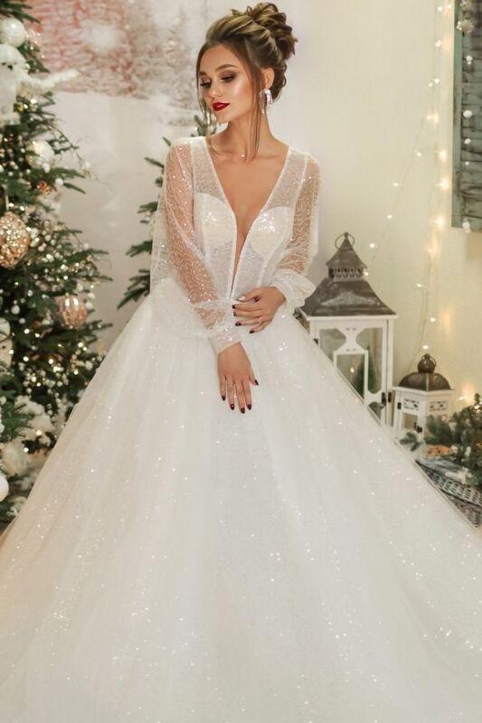 Свадебное платье напрокат Rafineza Свадебное платье Betty напрокат - фото 1