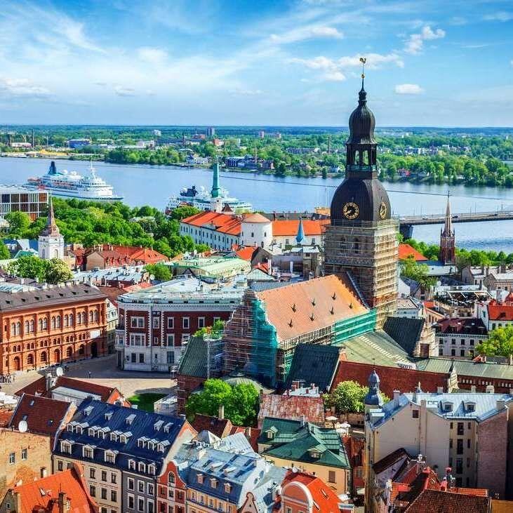 Туристическое агентство Голубой парус Экскурсионный тур «Рига – Стокгольм – Рига – Вильнюс» - фото 1