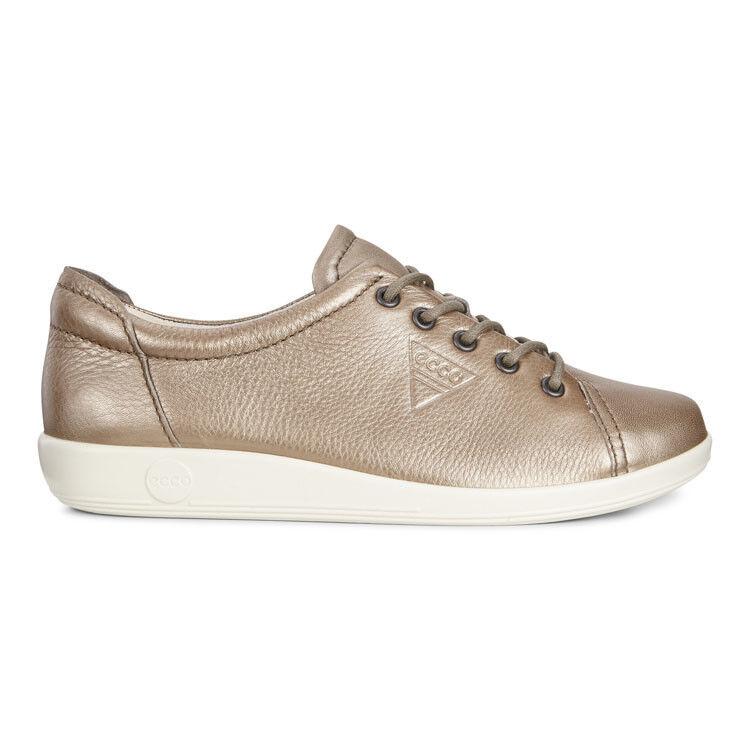Обувь женская ECCO Кеды SOFT 2.0 206503/01375 - фото 3