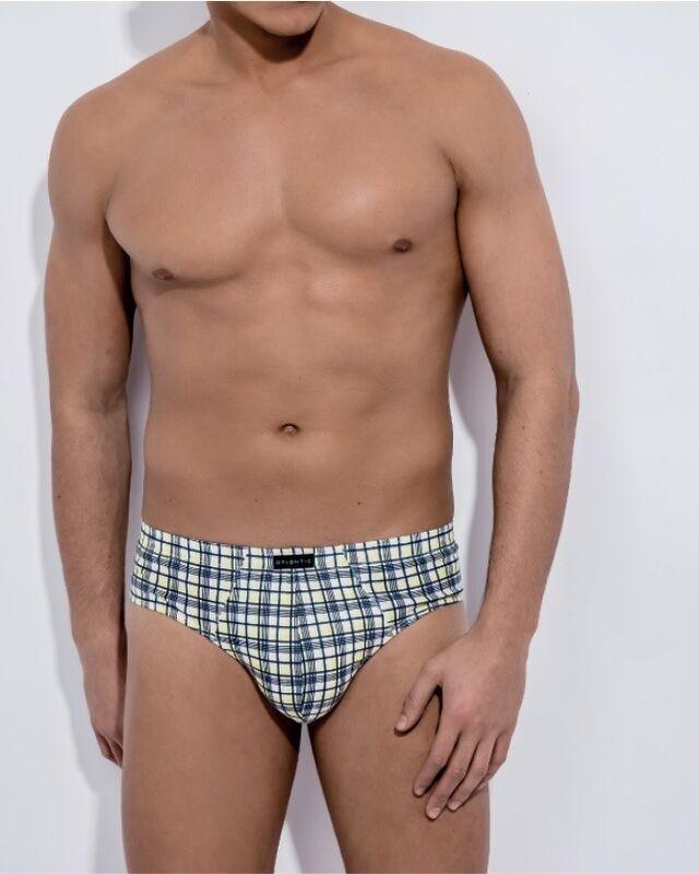 Мужское нижнее белье Atlantic Трусы мужские MP-1346 - фото 1
