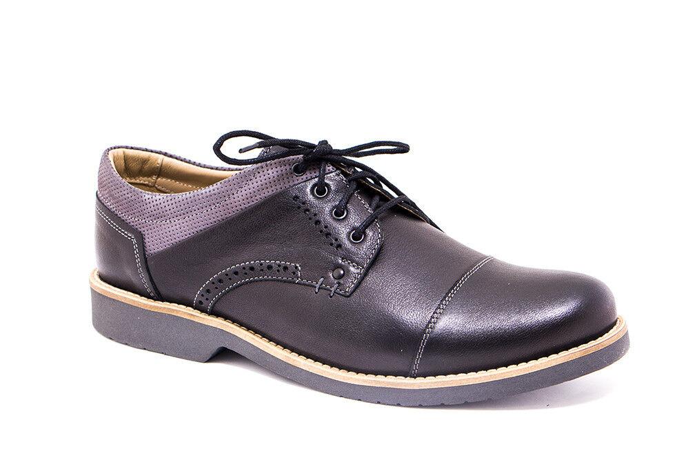 Обувь мужская Krisbut Туфли мужские 4799-4-1 - фото 1