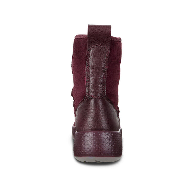 Обувь женская ECCO Полусапоги UKIUK 221003/50768 - фото 5