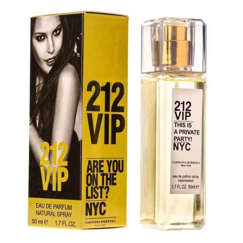 Парфюмерия Carolina Herrera Мини парфюмированная вода 212 Vip, 50 мл - фото 1