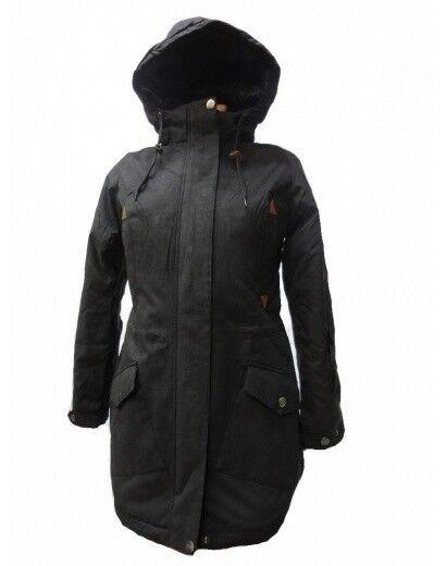 Спортивная одежда Free Flight Женская зимняя куртка-парка t 2014 - фото 1