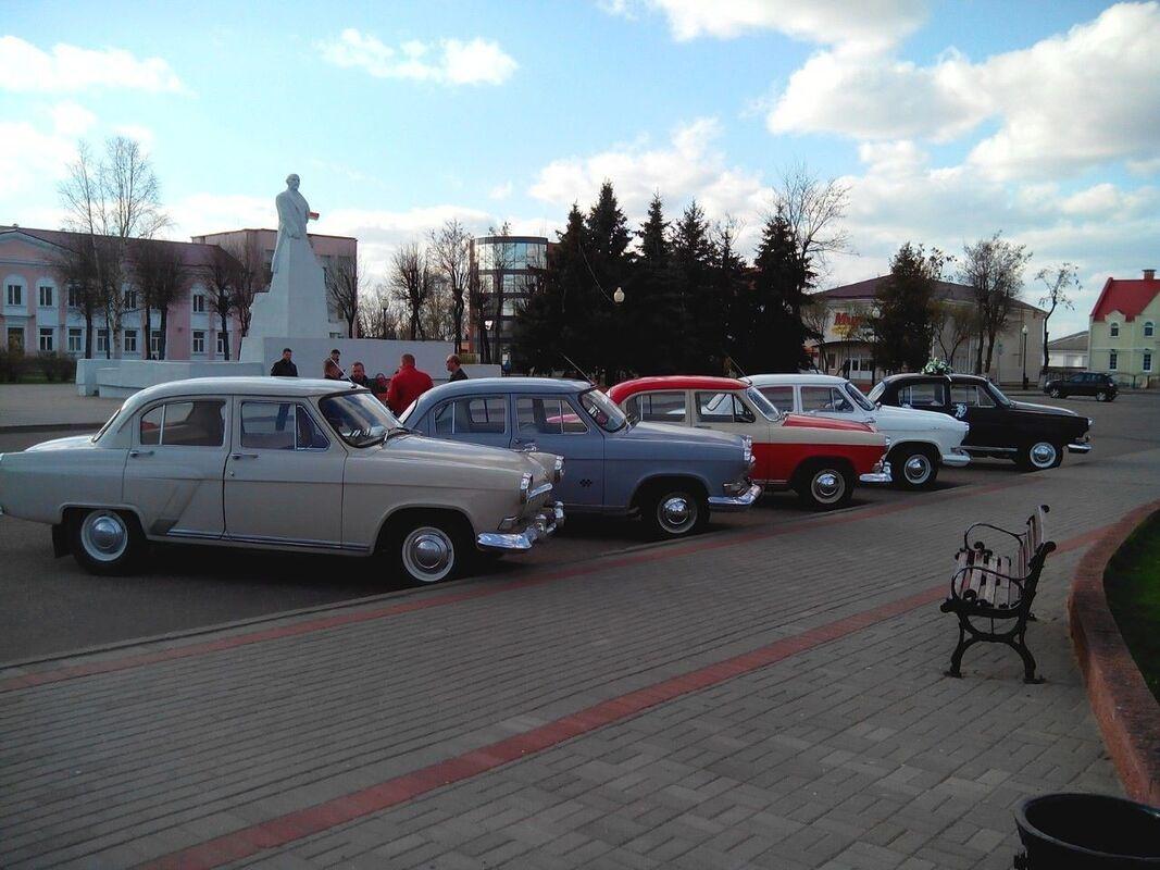 Прокат авто ГАЗ Волга Ретро - фото 5