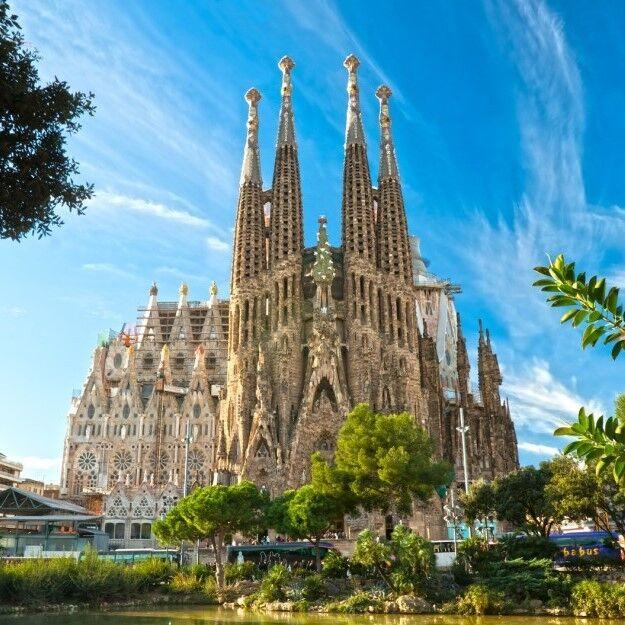 Туристическое агентство ТрейдВояж Автобусный экскурсионный тур ESP B19 «Испания – Португалия» - фото 1