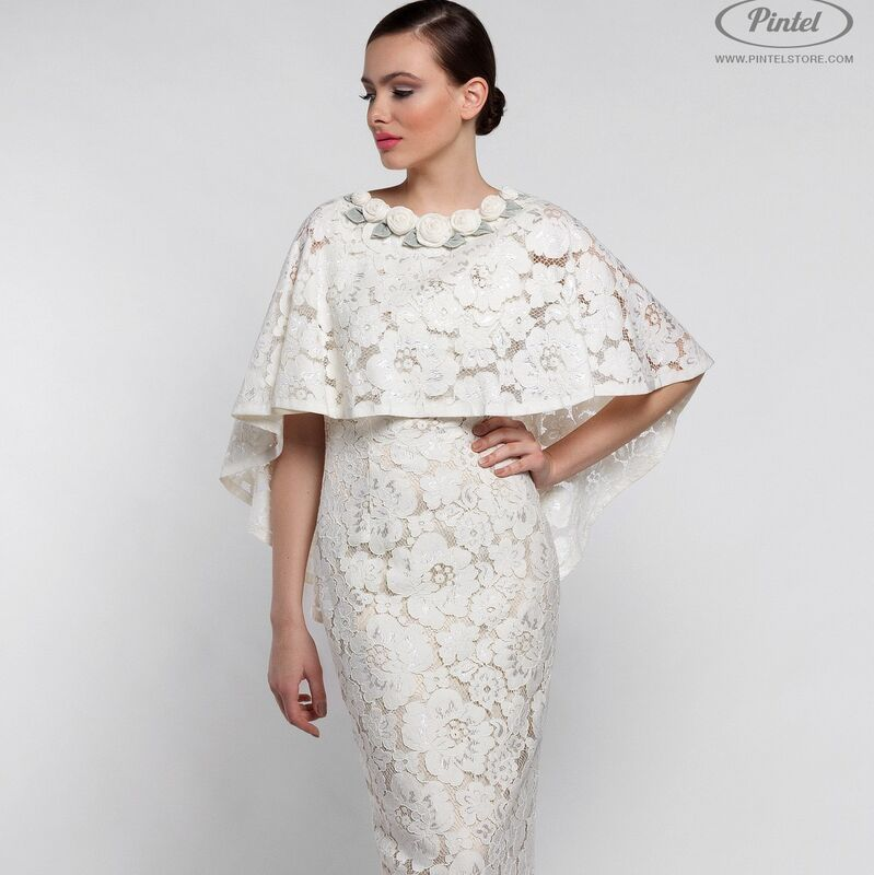 Платье женское Pintel™ Облегающее платье-футляр Bonfisa - фото 1